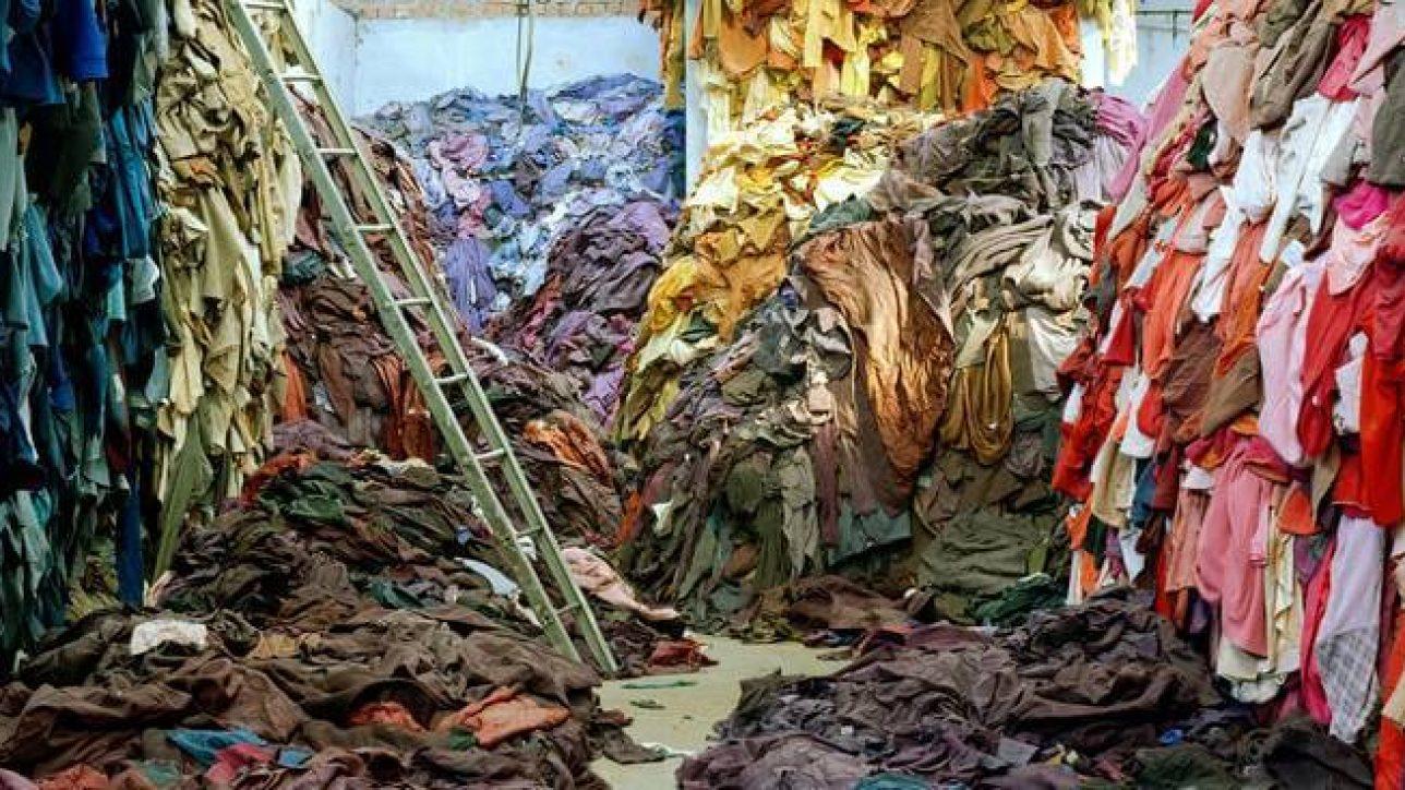 Consecuencias de la industria textil